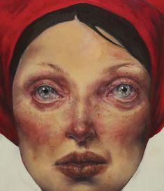 Paintings by Iranian Artist Afarin Sajedi: Afarin-Sajedi_01.jpg