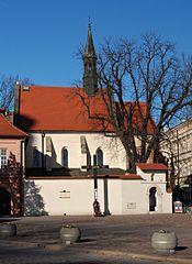 Kościół św. Idziego - Kraków