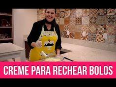 Isamara Amâncio - Bolo Gelado de Abacaxi - Dia Dia - 07/04/2010 - Parte 1 - YouTube Chocolate, Youtube, 1, Bananas, Backen, Sweet Like Candy, Cook, Yearly, Places