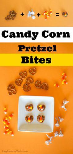 Candy Corn Pretzel B
