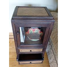 Teak Wood Jaruk Cabinet (Thailand) - Overstock™ Shopping - Top Rated Coffee, Sofa & End Tables