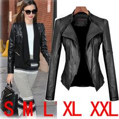 Cheap jacket motorcycle, Buy Quality leather jackets for girls directly from China leather leotard Suppliers: To Buyer:Please Choose the Color you want, or we will send it(them) to you randomly.Color Black