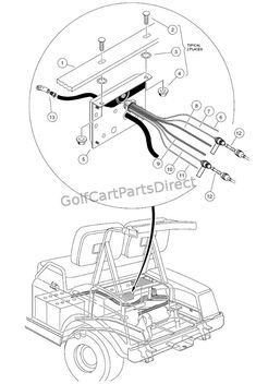 Blt 0019 further Club Car Ds Parts additionally 291393193594 additionally  in addition 2003 Club Car Golf Cart Dimensions. on ez go golf cart lift kits