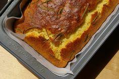 Lemon Rosemary Olive Oil Cake - Patent & the Pantry