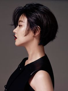 Oh Yeon seo for Marie Claire January 2015