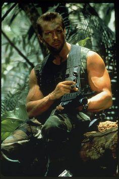 Predator Arnold Shooting | www.pixshark.com - Images ...