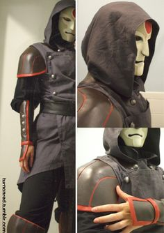 Amon from Legend of Korra. Never seen an Amon cosplay before