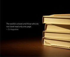 travel the world from the comfort of...well...anywhere :)