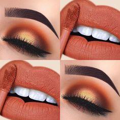Gorgeous Makeup: Tips and Tricks With Eye Makeup and Eyeshadow – Makeup Design Ideas Cute Makeup, Gorgeous Makeup, Pretty Makeup, Awesome Makeup, Makeup Set, Simple Makeup, Bunny Makeup, Sleek Makeup, Glamorous Makeup
