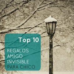 The Optimistic Side - Top 10 regalos amigo invisible