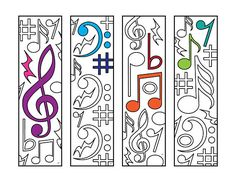 Love Joy Peace Hope Bookmarks PDF Zentangle Coloring Page Origami, Colouring Pages, Coloring Sheets, Heart Bookmark, Bookmark Template, Love Joy Peace, Bookmarks Kids, Notes Design, Zentangle Patterns