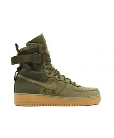 400e03d74cf Sf Air Force One High Special Field Urban Utility Faded Olive