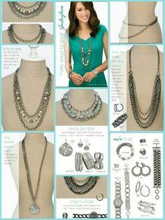 PD Instaglam necklaces