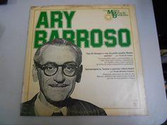 Disco Vinil / Lp Ary Barroso - Grandes Compositores - R$ 9,90 em Mercado Livre