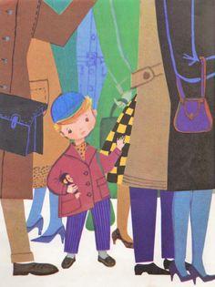 Illustration by Janina Krzemińska; Author: Stefania Szuchowa; Title: Przygoda z Małpką
