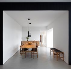 Blackened timber house, Portugal by SAMI arquitectos