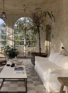 Dream Home Design, My Dream Home, House Design, Sala Vintage, Earthy Home Decor, Luxury Homes Dream Houses, Barbie Dream House, Dream Apartment, Dream Rooms