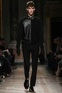 Les Hommes Menswear Fall Winter 2014 Milan - NOWFASHION