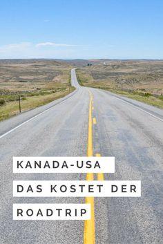 In vier Wochen quer durch Nordamerika: Das kostet der Roadtrip