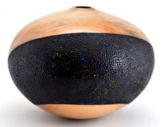 Gallery of Forms Woodturning Magazine, Woodturning Ideas, Sam Maloof, Craft Supplies Usa, Buckeye Burl, Forging Metal, Wood Turning Projects, Coconut Shell, Milk Paint