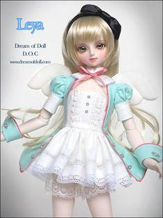 D.O.D DOLL Leya | 総合ドール専門通販サイト - DOLKSTATION(ドルクステーション)