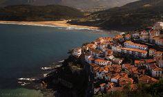 Lastres, Asturias (North of Spain)