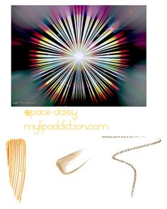 space daisy mylipaddiction.com by cat-forsley on Polyvore featuring art @catforsley