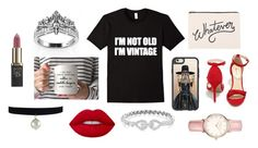 """""""Not enough coffee for today"""" by bookworm528 ❤ liked on Polyvore featuring Casetify, ALPHABET BAGS, Qupid, L'Oréal Paris and Topshop"""