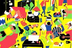 Cachetejack | People of Print