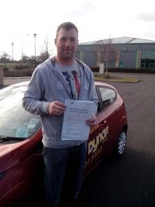 pass in Doncaster 2 minore Driving School