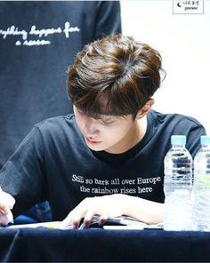 ️1️⃣️4️⃣_ Jinyoung_ rollin'_ fan sign event_