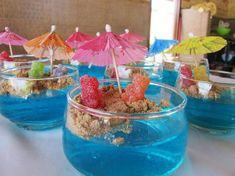 Outra ideia com gelatina...