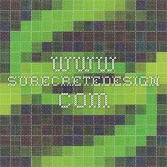 www.surecretedesign.com PACIFIC BLUE Acid Stained Concrete, Pacific Blue, Company Logo, Acid Stain Concrete