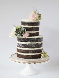 Melissa Campbell Cake & Design. Wedding Cakes in Vancouver, BC ...