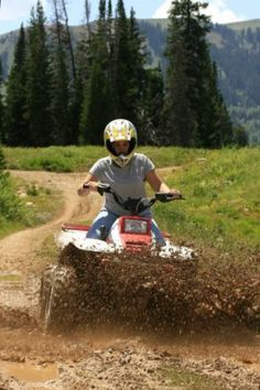 How to Bleed the Brakes on Your ATV