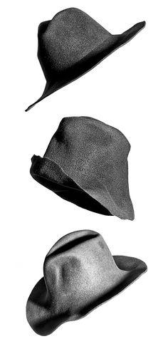 Reinhard Plank SS14 Headwear at #LNCC