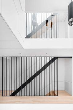 Résidence Somerville naturehumaine - architecture & design