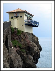 An unobstructed sea view, Ponta do Sol, Madeira Island - Portugal