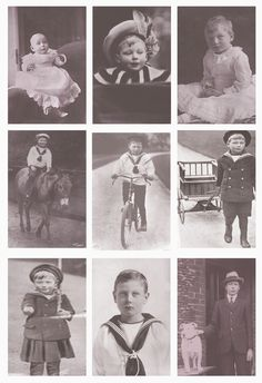 """Photos of """"the lost prince""""--Prince John."""