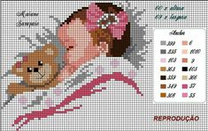 Thrilling Designing Your Own Cross Stitch Embroidery Patterns Ideas. Exhilarating Designing Your Own Cross Stitch Embroidery Patterns Ideas. Cross Stitch Family, Cross Stitch Heart, Cross Stitch Kits, Cross Stitch Designs, Learn Embroidery, Cross Stitch Embroidery, Embroidery Patterns, Modele Pixel Art, Baby Cross Stitch Patterns