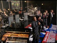 """""""He Touched Me"""" Ernie Haase/Gaithers"""