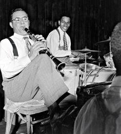 Benny Goodman #jpocker #frames