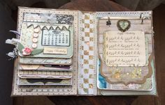 Altered book by D