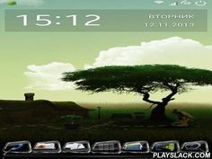 Live wallpaper Jade nature HD represents a pretty scenery with several trees. It is accomplishable to modify display of many components. The time of day is also adjusted. Nature Hd, Live Wallpapers, Jade, Scenery, Android, Trees, Display, Pretty, Floor Space