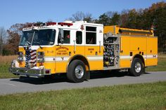 Bedington Volunteer Fire Department (WV)   Unit #: Engine 43 Make: Pierce Year: 2004 Station: 40 Features:  1500 GPM with 1000 gallon booster tank.  http://setcomcorp.com/headsets.html