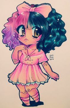 Dollhouse-Melanie Martinez Fan Art by JuhJuh1959.deviantart.com on @DeviantArt