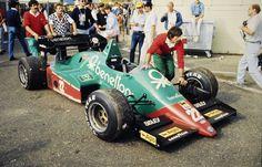 1984 Alfa Romeo 184T