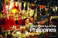 EBAY. More FUN in the Philippines!