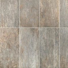 Ivy Hill Tile Sallow Brown Beige 12 in. x 24 in. x Matte Porcelain Floor and Wall Tile pieces / sq. / - The Home Depot Bathroom Flooring, Kitchen Flooring, Laminate Flooring, Cottage Kitchen Tiles, Clawfoot Tub Bathroom, Bathrooms, Wood Look Tile Floor, Architectural Shingles Roof, Splashback Tiles