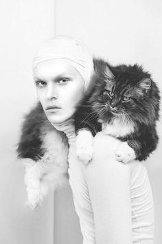Wonderful cats: The Cat Whisperer